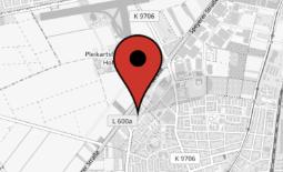 Kartenansicht OpenStreetMap