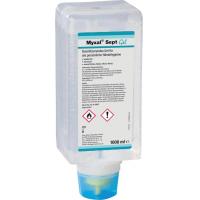 Händedesinfektion Myxal Sept Gel,1000 ml Variofl.